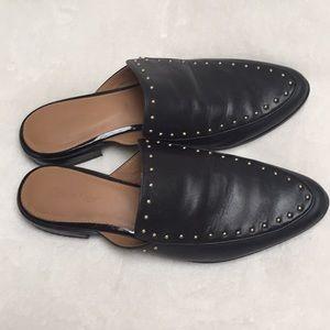 Calvin Klein mule loafers